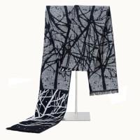 Чоловічий двосторонній шарф