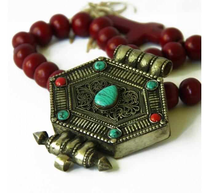 Кулон-амулет Гау буддистський талісман