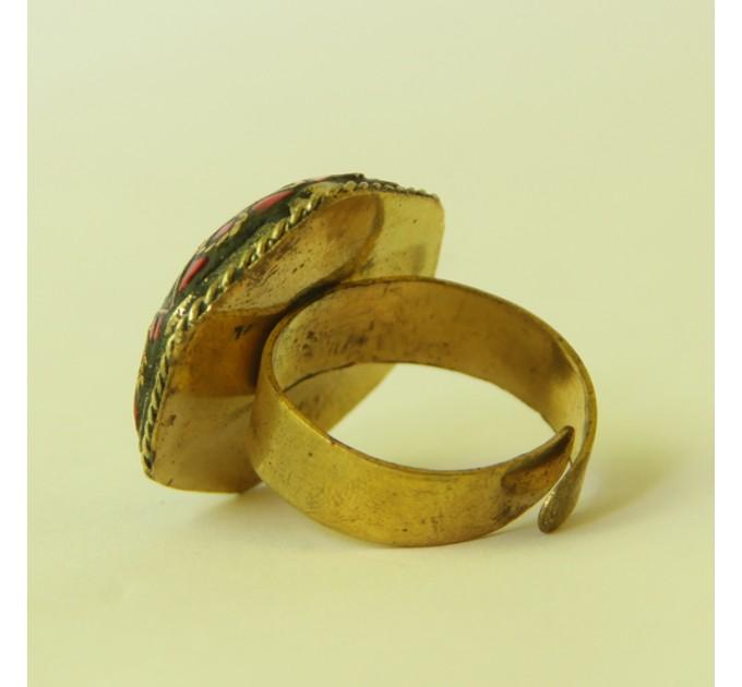 Непальский перстень Винтаж