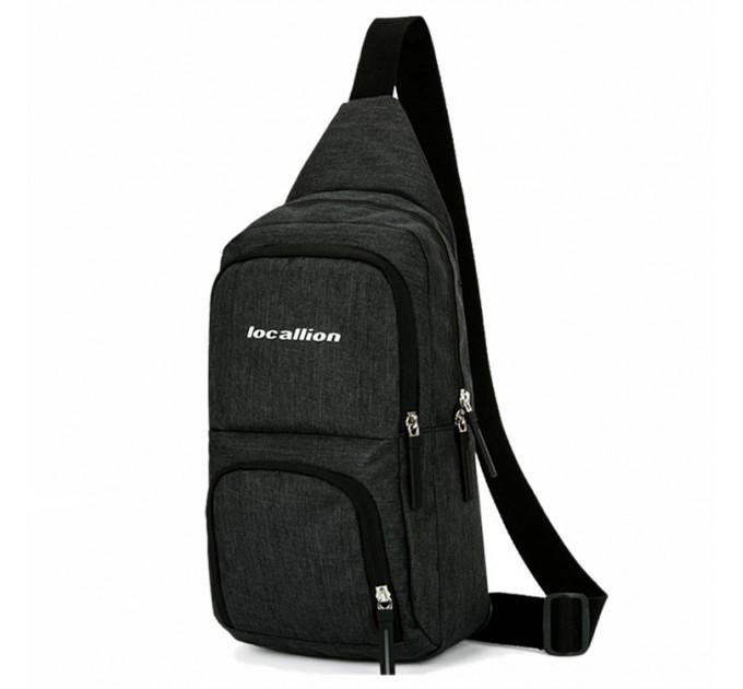 Однолямочний рюкзак міський
