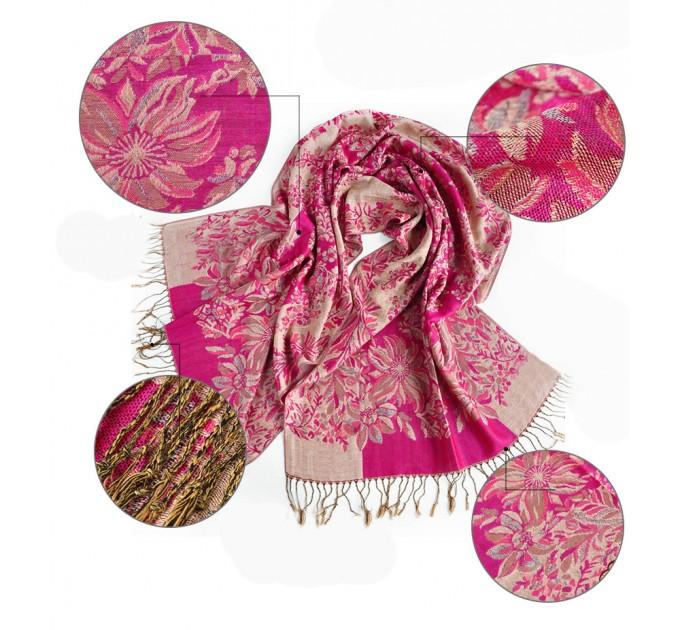 Палантин шарф щасливий