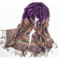 Палантин шарф бузкова бута