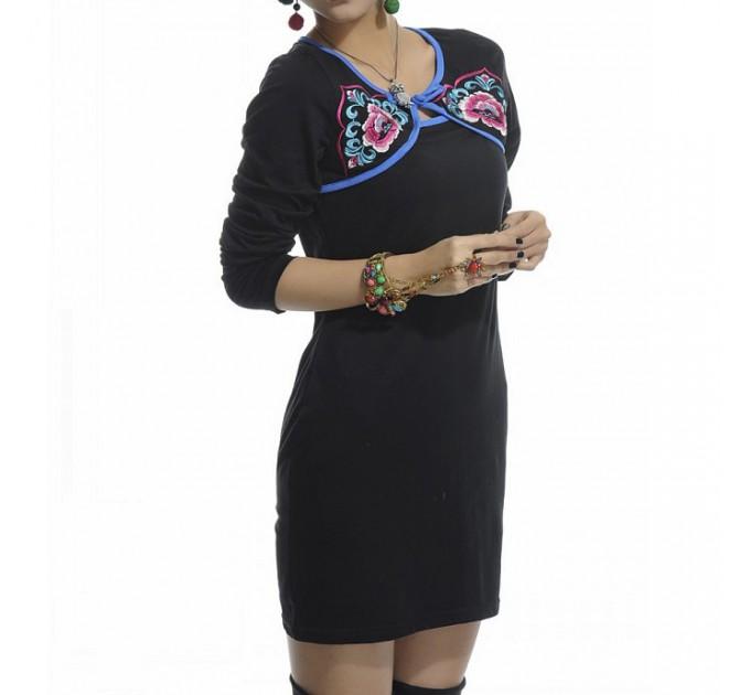 платье Гималаи black