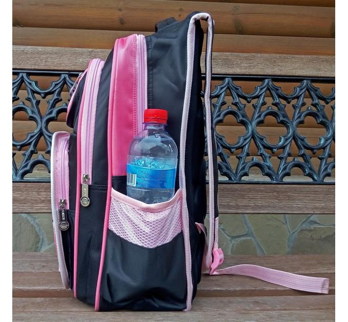 Портфель шкільний Hello Kitty для дівчинки