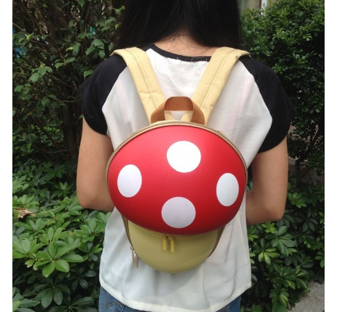 детский рюкзак Гриб