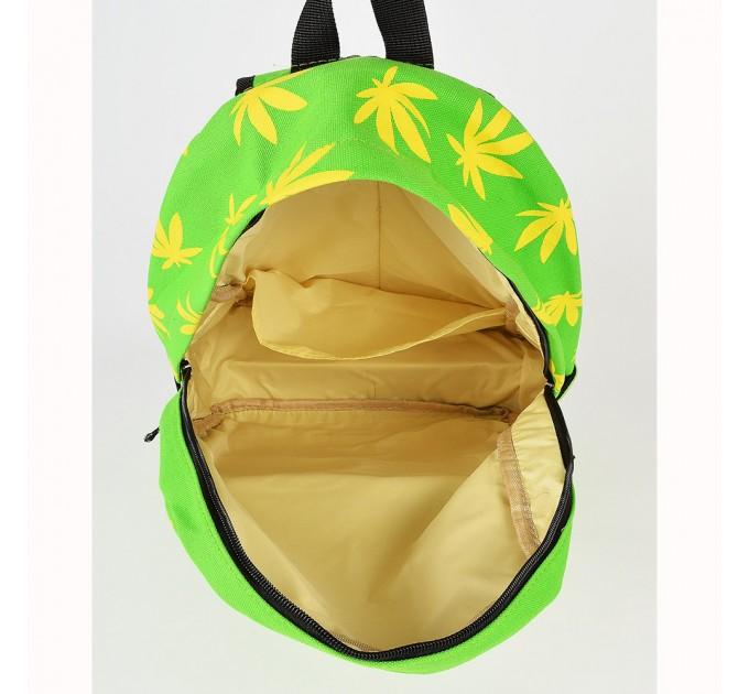 Рюкзак міський листя