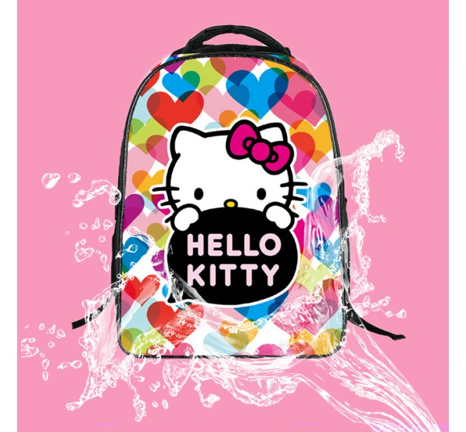 Рюкзак Кіттy для школьницы