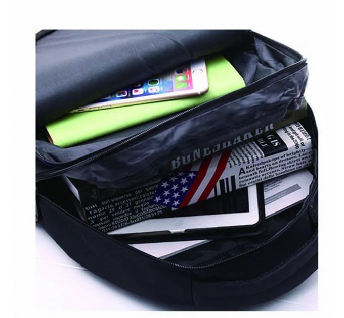 Рюкзак для початкової школи Red для хлопчика