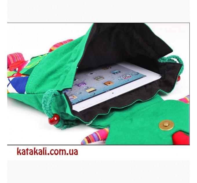 Рюкзак дитячий совушка