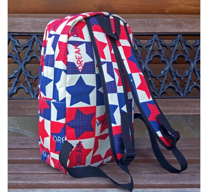 Городской рюкзак Звезды