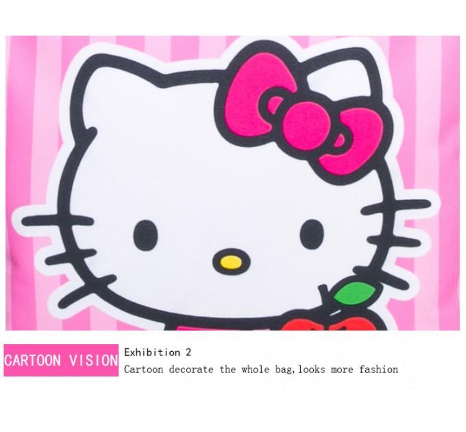 Шкільний рюкзак Hello Kitty для дівчинки