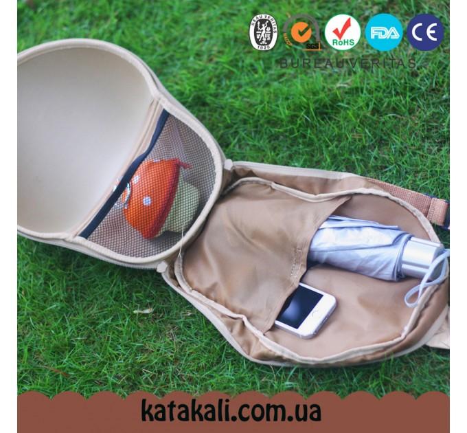 Міні-рюкзак 3D гриб дитячий