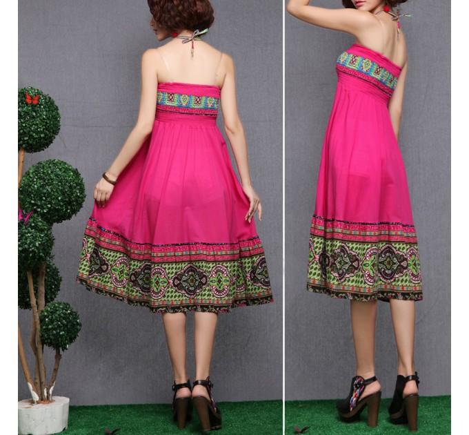 сарафан Індіра pink