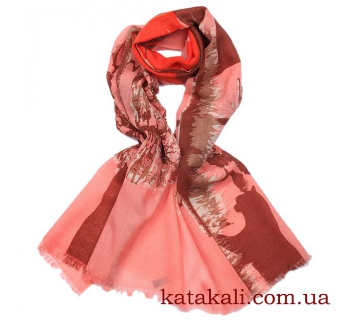 шарф женский Африка