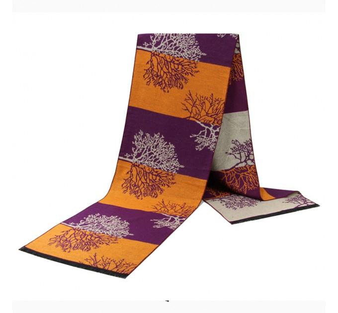 Двосторонній чоловічий шарф