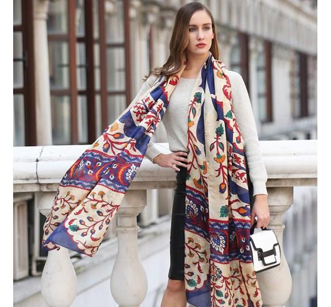 Жіночий шарф марокканський