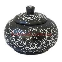 Кругла шкатулка Балі