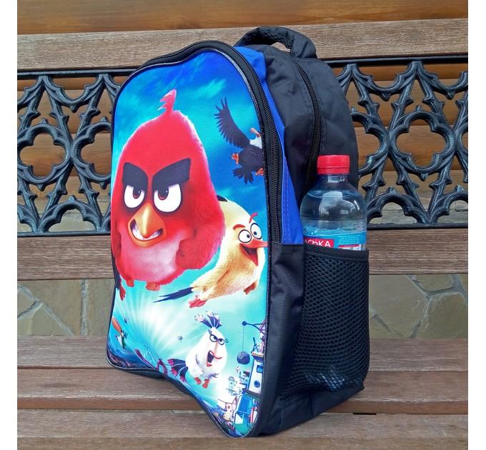 Шкільний ранець Angry Birds для першокласників