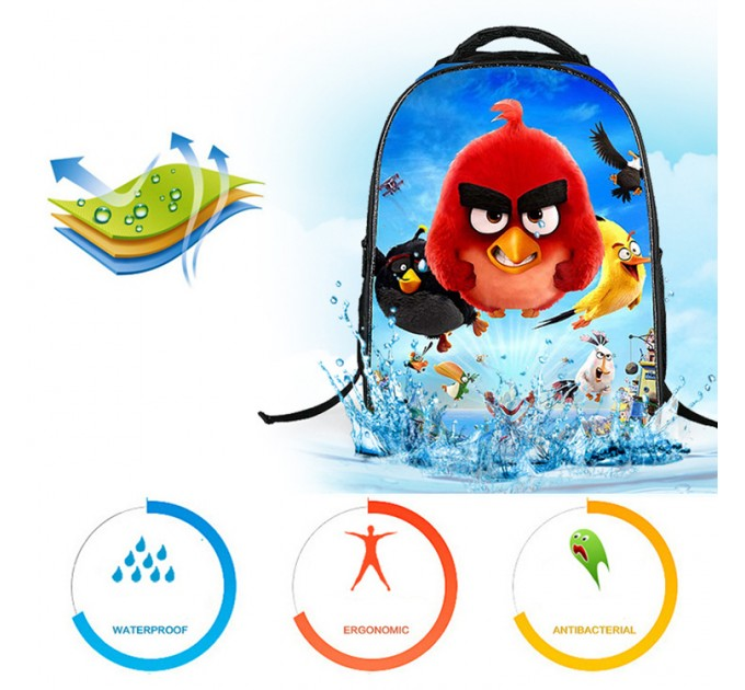 Детский рюкзак Angry Birds