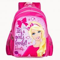 Школьный рюкзак барби