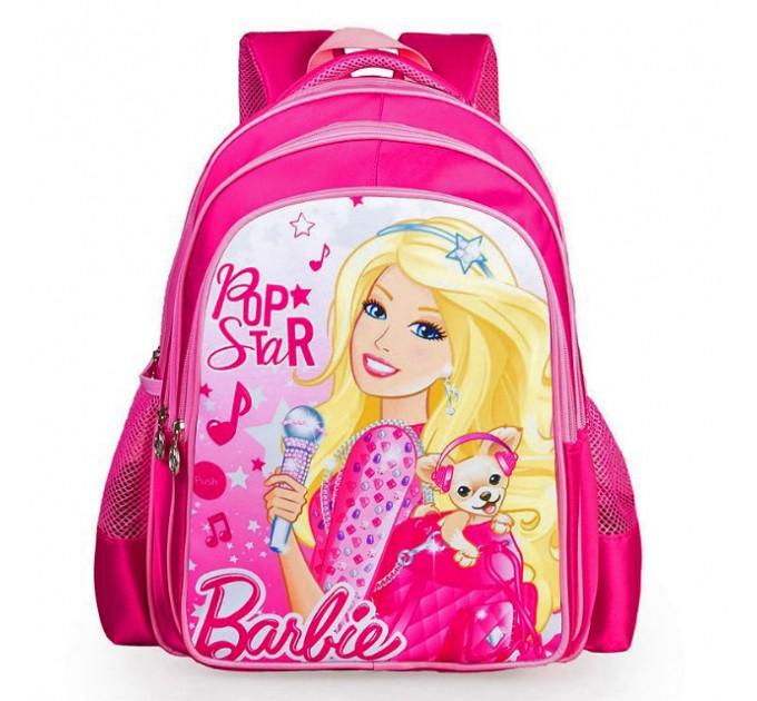 Шкільний рюкзак барбі