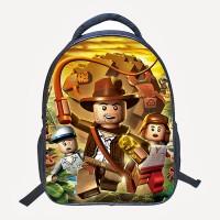 Шкільний рюкзак Лего ковбой для першокласника