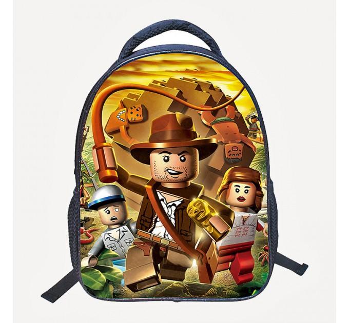 Школьный рюкзак Лего ковбой
