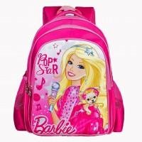 Школьный рюкзак певица Барби