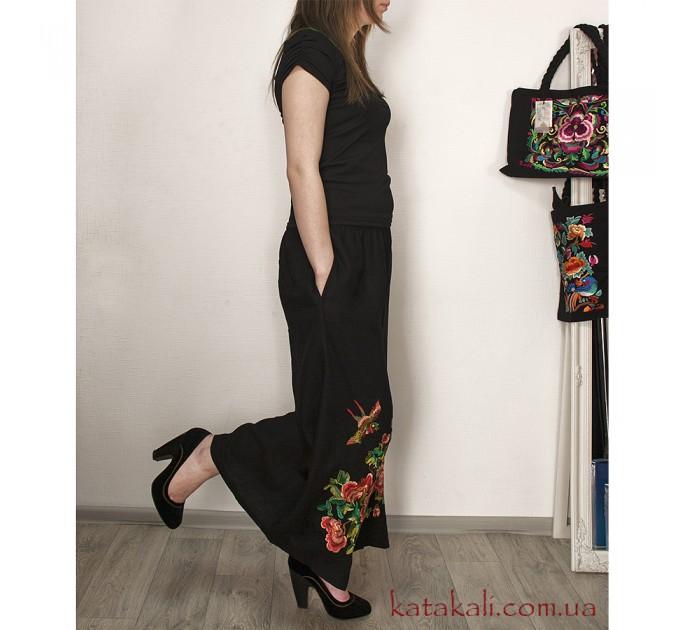 женские брюки Бадами