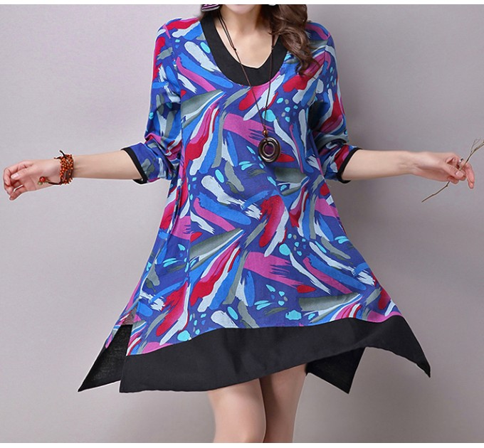 Платье летнее Бохо стиль