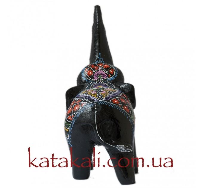 Статуетка дерев'яний слоник