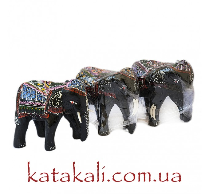 Статуетка слон ошатний