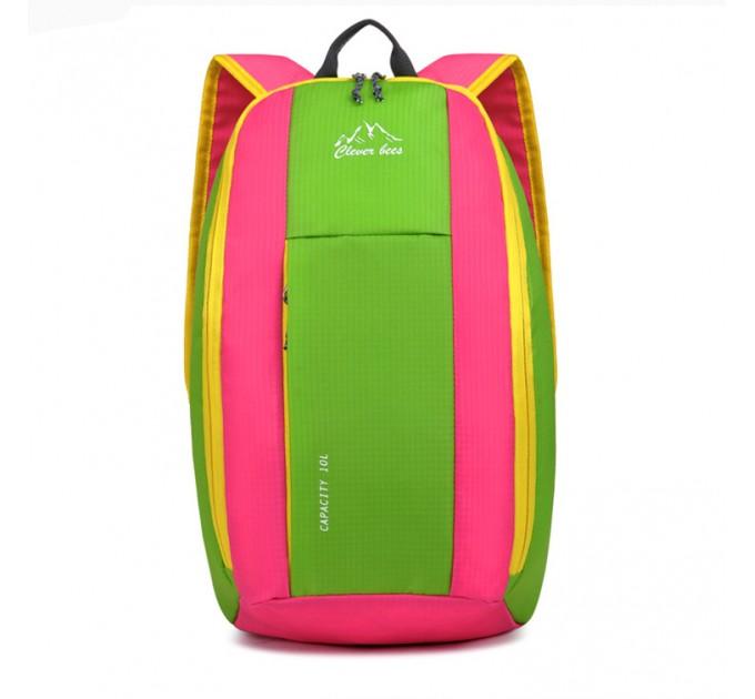 Туристичний жіночий рюкзак pink