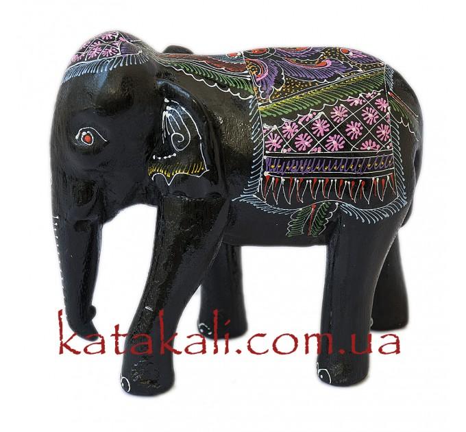 Статуетка слон розписний
