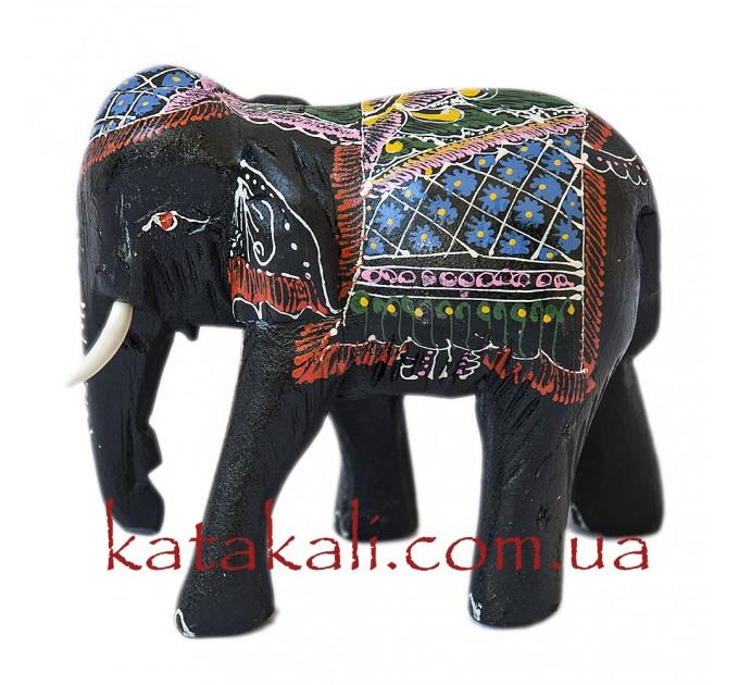 Дерев'яна статуетка слон