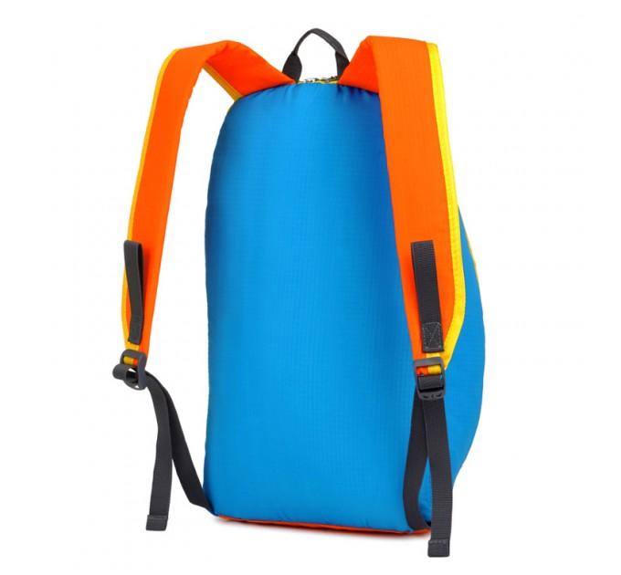 Туристичний рюкзак кольоровий