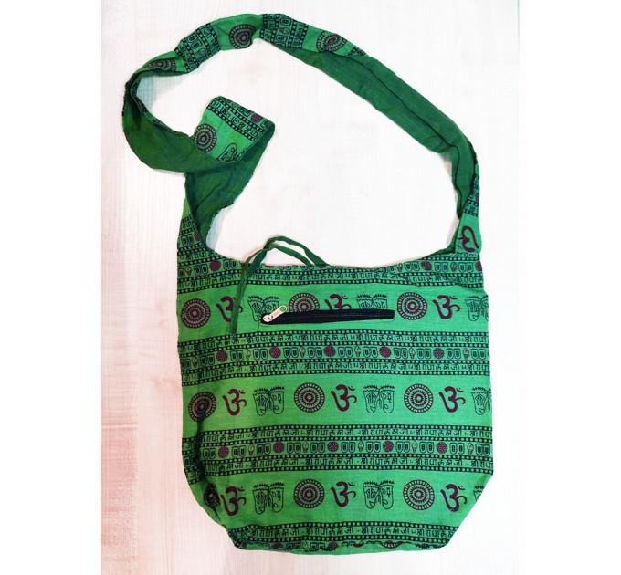 Сумка-торба зі знаком Ом