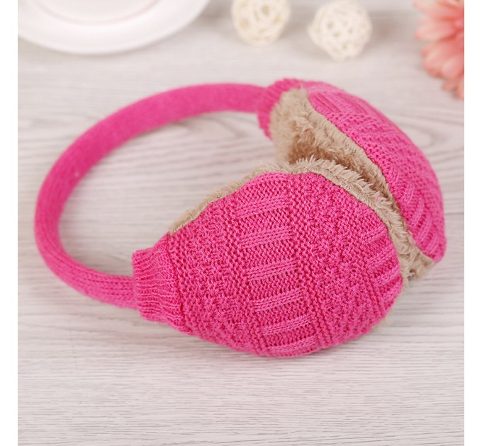 наушники Краски pink