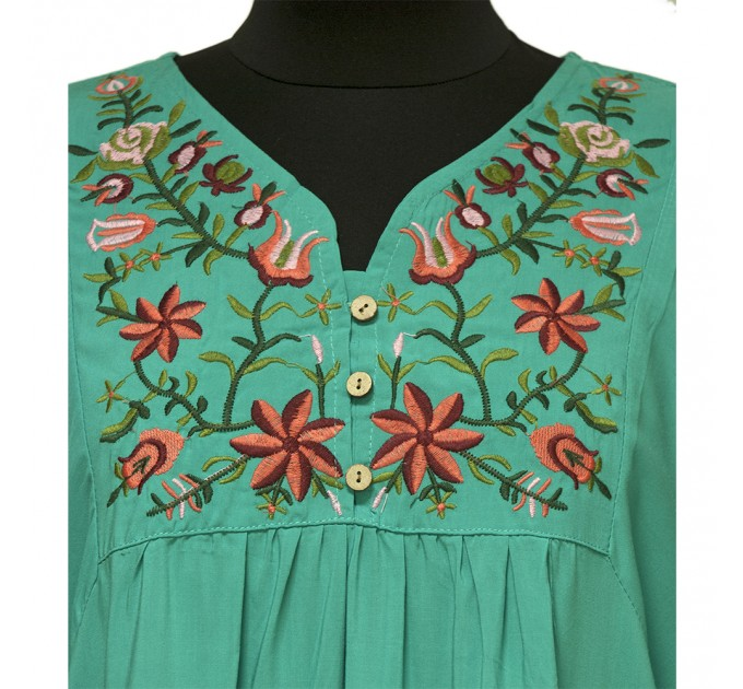 блуза вышитая Джамала