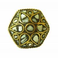 Винтажное кольцо этно-бохо