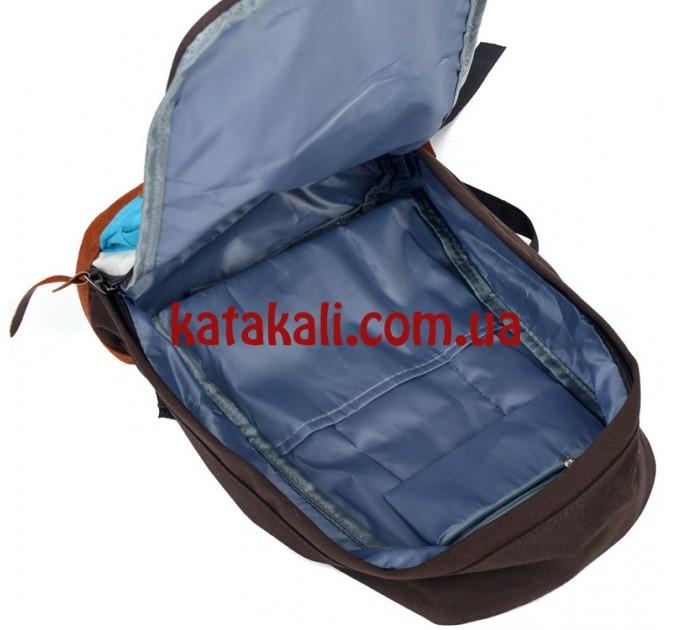 Рюкзак міський кольоровий