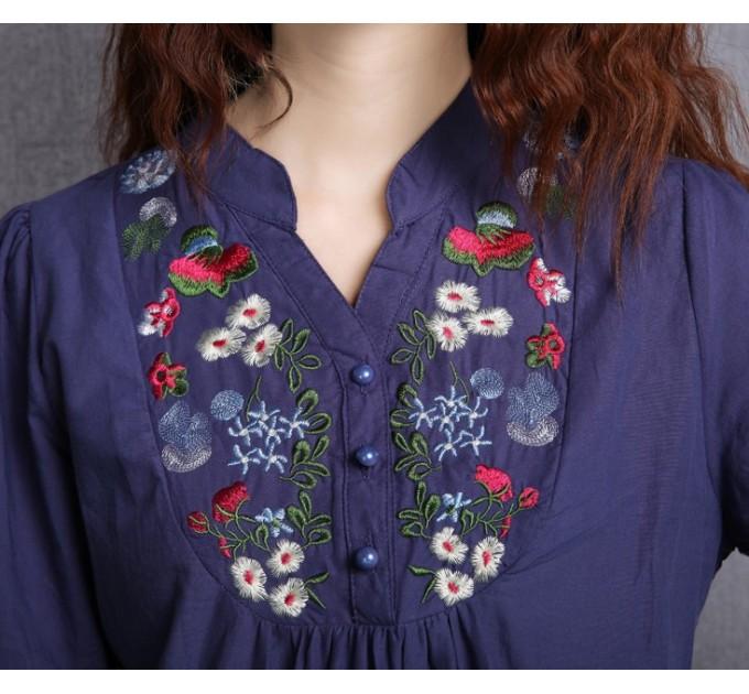 блузка Мехико boho style