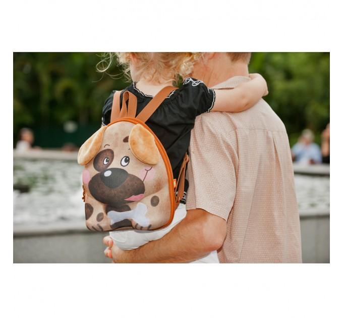 Рюкзак для дошкольника Собачка