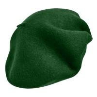 Берет зеленый