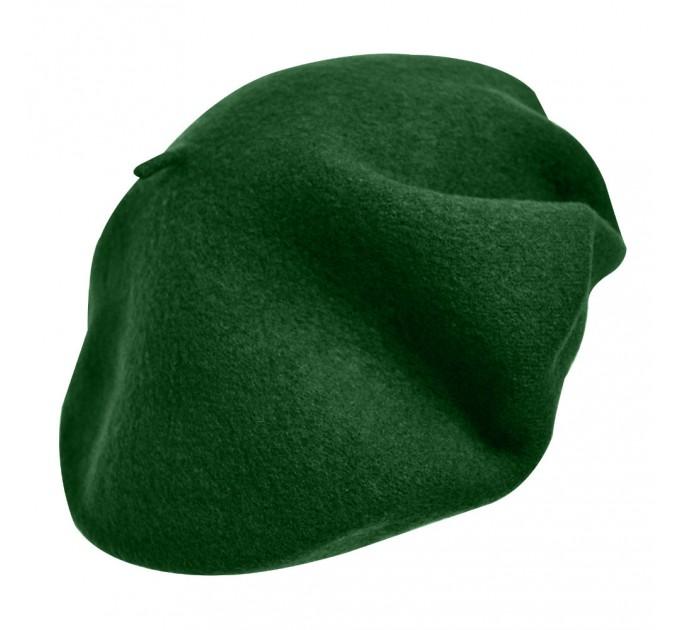 Берет зелений