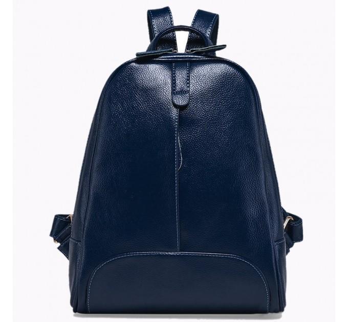 Модний жіночий рюкзак blue