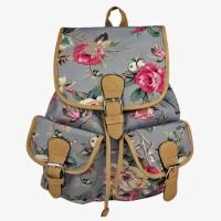 Міський рюкзак з трояндами