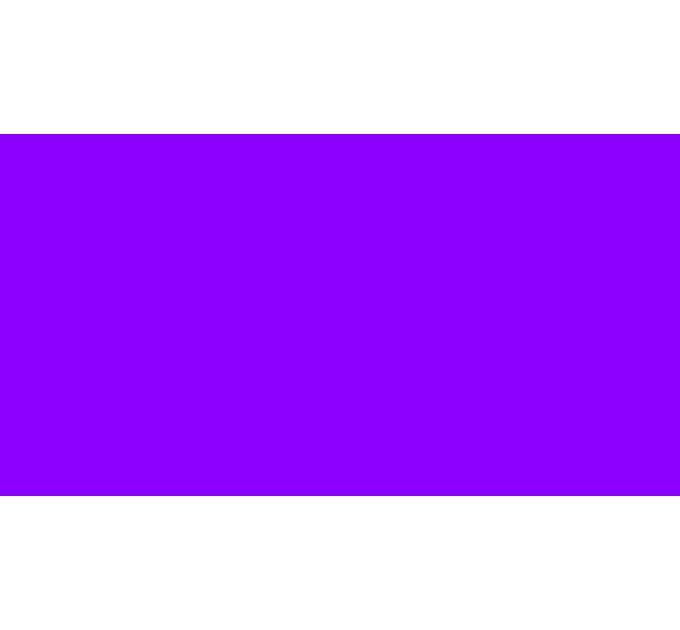 Шарф блакитний кашеміровий