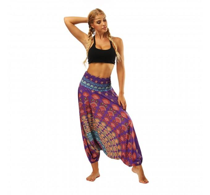 Штани з матнею тайський стиль