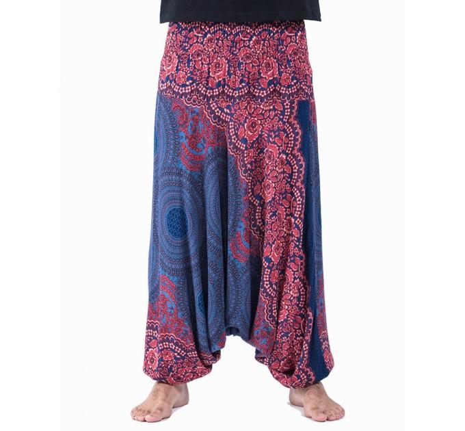 Чоловічі штани із заниженою матнею Султан